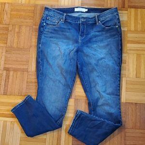 Torrid Skinny Jeans 16